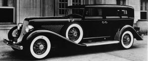limousine-history